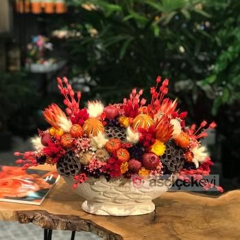 Ev Dekorasyon Çiçekleri