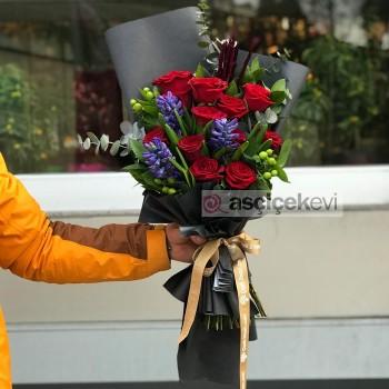 İstanbul'a Çiçek Gönderme
