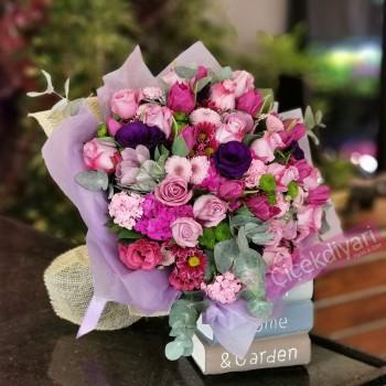 Kış Gelinlerine Çiçek Önerileri