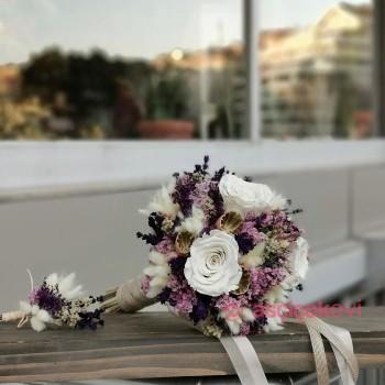 Sonbahar Düğünlerine Uygun 5 Gelin Buketi