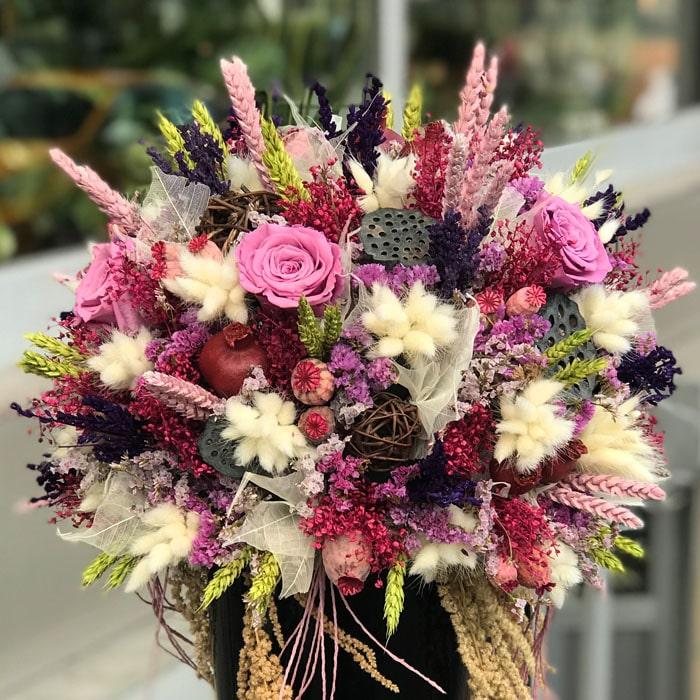 Pamfilya Kuru Çiçek alt