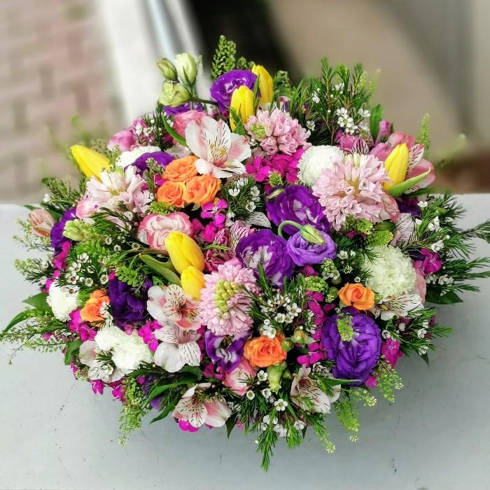 Çiçek Sepeti Bahar alt