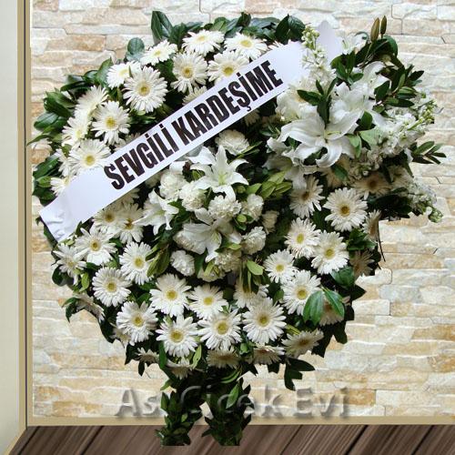Kısa Cenaze Çelengi