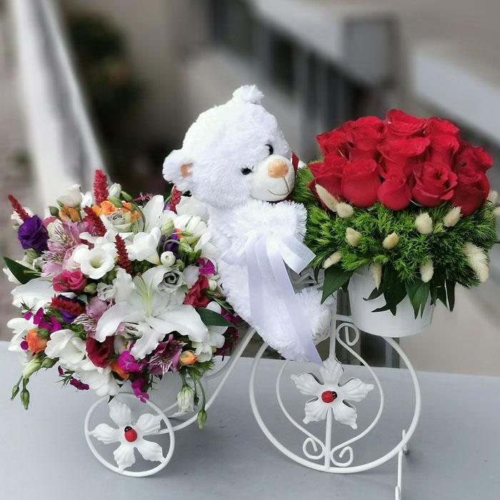 Sana Çiçekler Getirdim alt