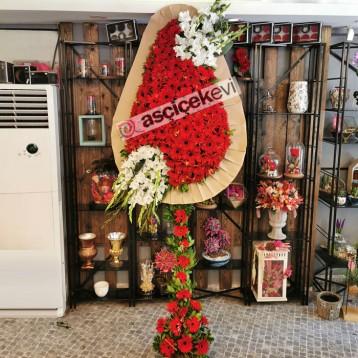 Düğün Nikah Açılış Çiçek Sepeti