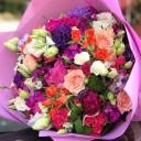 Renkli Bahar Buketi