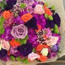 Mevsim Çiçek Buketi