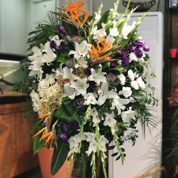 Düğün-Nikah Ferforje Çiçek alt