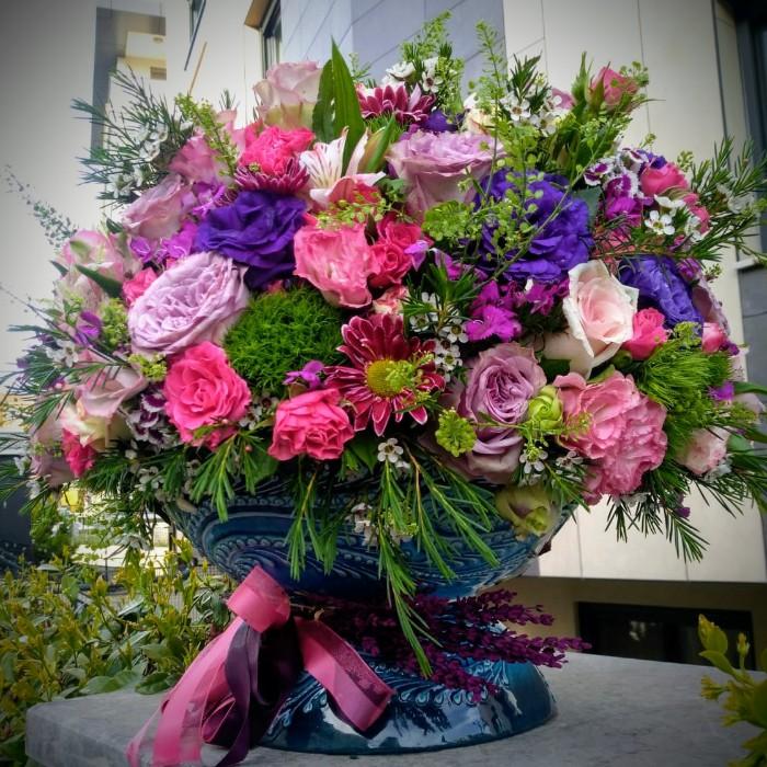 Romantik Çiçek alt