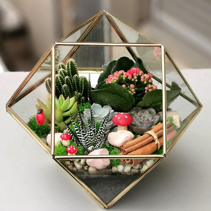 Nişantaşı Teraryum Çiçek alt