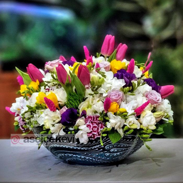 Çiçek Sepeti Bahar